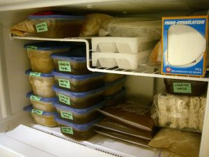 Tips for Handling Food Safely Before Storage