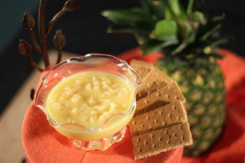 Creamy Pineapple Pudding
