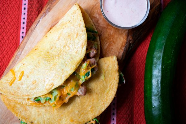 Fiesta Quesadillas (sodium modified)