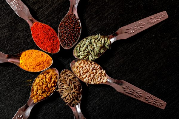 Cooking with Dried Herbs and Spices