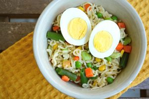 Ramen with Veggies