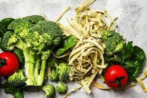 Italian Broccoli Noodles